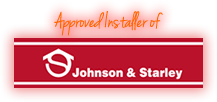 Approved Installers of Johnson and Starley